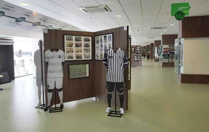 Museu do Futebol, Arena Castelão, Fortaleza