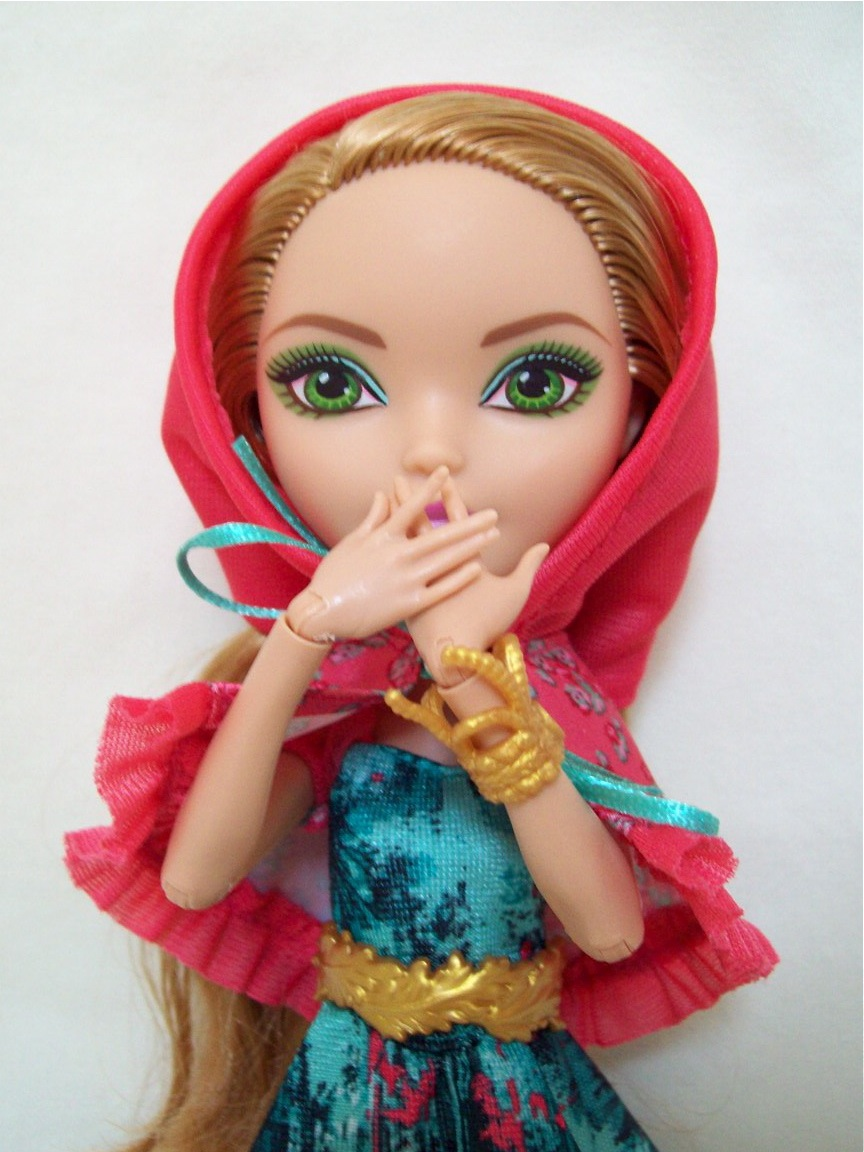 """Ashlynn through the woods"""" ashlynn ella--a guest review!   the toy"""
