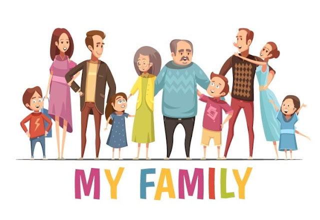 10 Lines on My Family in English | Few Important Lines on My Family in English