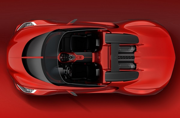 Bugatti Veyron Barchetta
