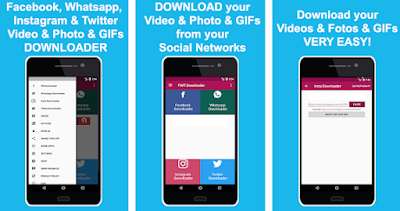 Social Video Downloader Features