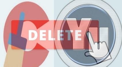 ازالة مخلفات و ملفات البرنامج بعد حذفها من جذورها