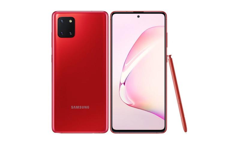 Harga dan Spesifikasi Samsung Galaxy Note 10 Lite
