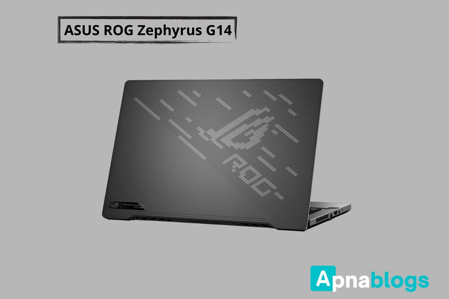 ASUS ROG Zephyrus G14