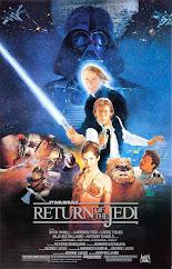 Pôster Star Wars Episódio VI: O Retorno de Jedi (1983)