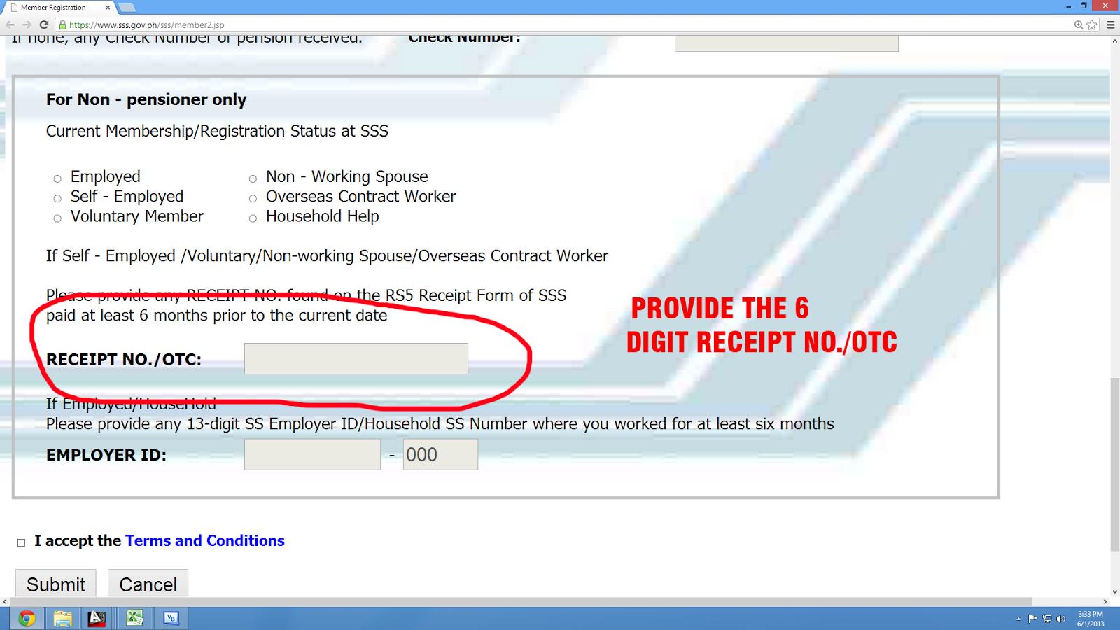 Registration Online Sss Gov Ph