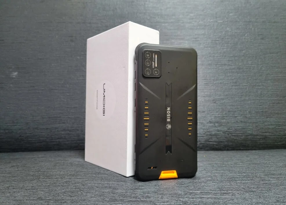 UMIDIGI Bison Review; Strong as Steel