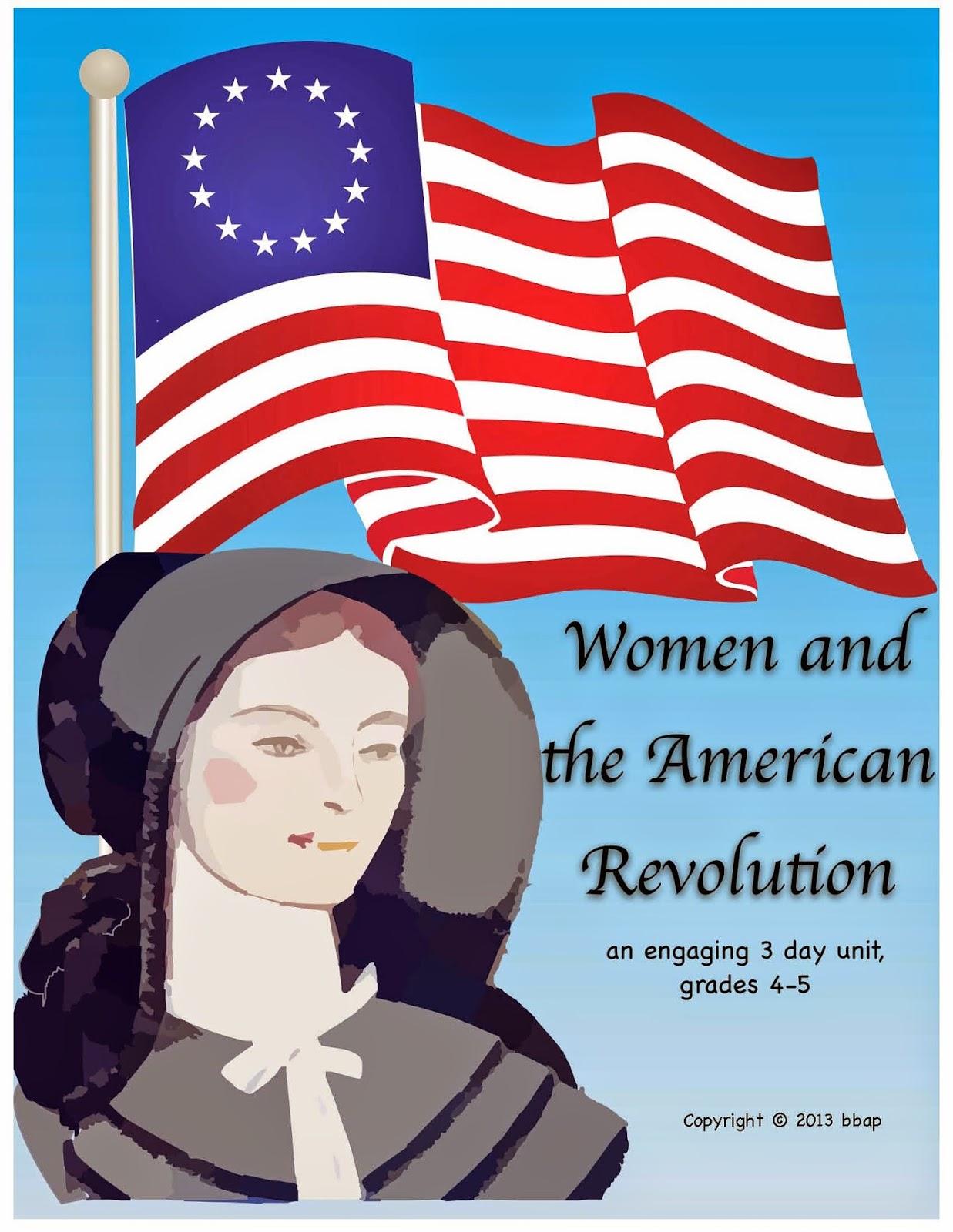 hight resolution of The Best of Teacher Entrepreneurs II: Social Studies Lesson - \Women and  the American Revolution\