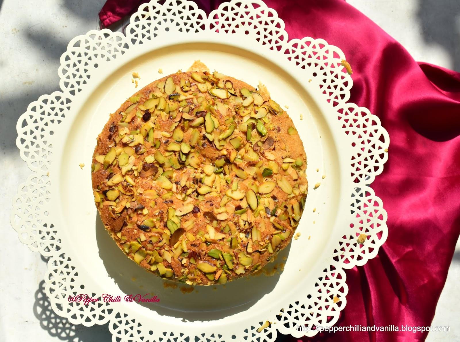 irani mawa cake