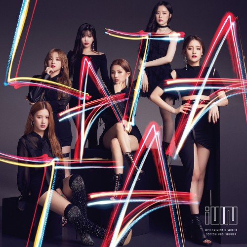 (G)I-DLE ((여자)아이들) - LATATA (English Version) [FLAC + MP3 320 / WEB]