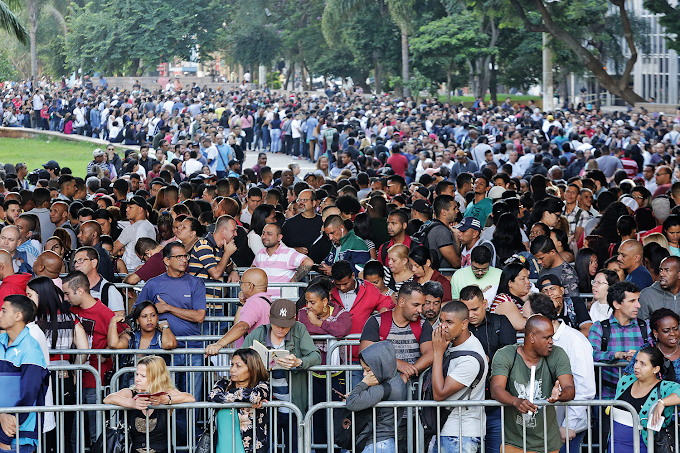 A taxa de desemprego no Brasil atingiu 14,5%, Alagoas foi um dos locais mais afetados