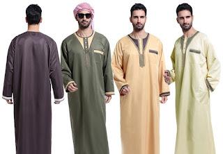 Baju Muslim Pria Buatan Desainer Dian Pelangi