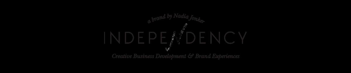 Independency by Nadia Jonker