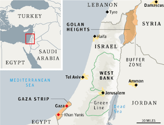 la proxima guerra altos del golan siria israel franja de gaza assad