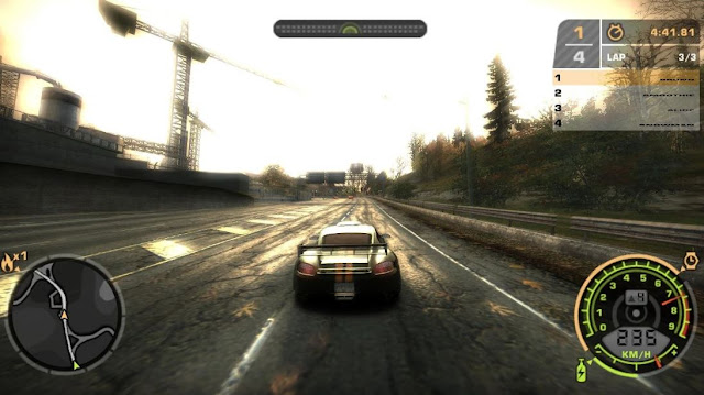 need for speed most wanted 2005 تنزيل لعبة للكمبيوتر