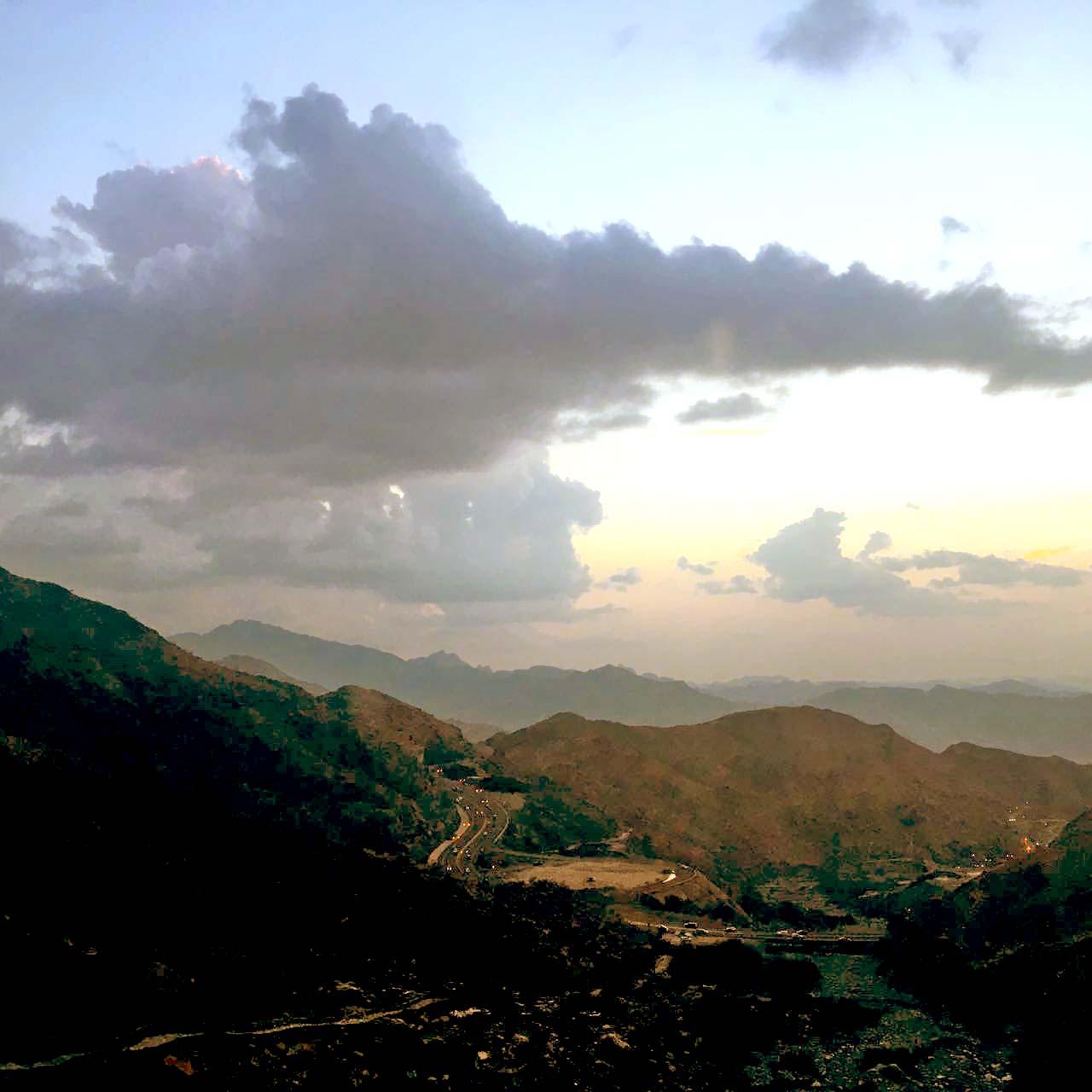 Taif City