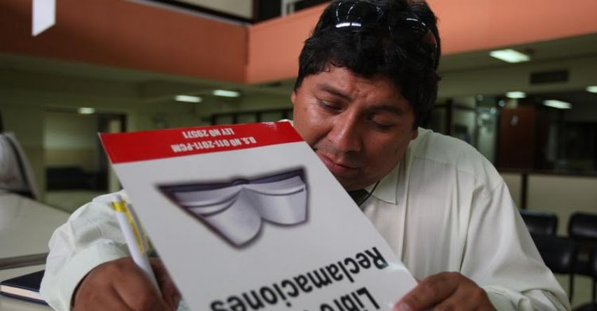INDECOPI: Libro de Reclamaciones no desapareció, sino que se fortaleció [VIDEO] www.indecopi.gob.pe