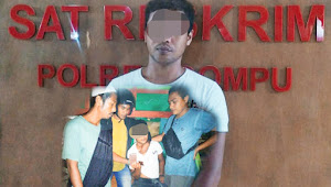 Pencuri HP Asal Desa Bakajaya Terekam CCTV . Pelaku Ditangkap di Rumahnya