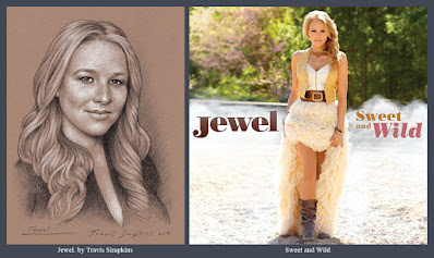 Jewel. Singer-Songwriter, Musician, Author and Poet. Sweet and Wild. by Travis Simpkins