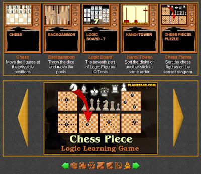Logic Board Games