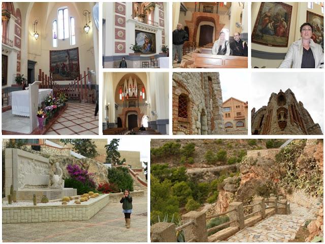 castillos, salida, salida en familia, turismo, turismo rural, santuario, organo, blogger alicante, solo yo, blog solo yo, travel blogger, novelda,