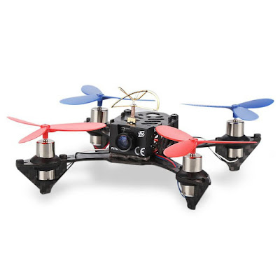 Cheerson TINY 117 Mini FPV Racing Drone DIY KIT