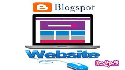 Cara membuat website di blogspot