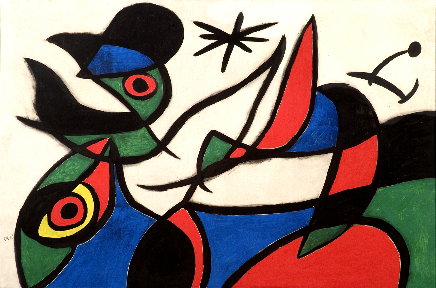 Joan Miro 1000 43 Images About Miro Joan 1893 1983 On Pinterest Joan
