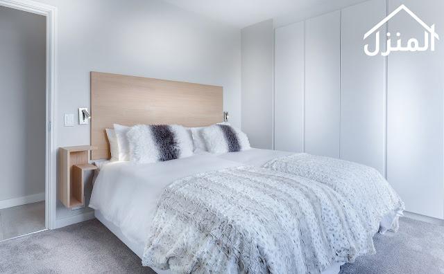 جعل غرفة نومك تشبة غرفة نوم الفندق