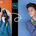 Instagram Viral Wings Indoor Photo Editing Photoshop Tutorial | Creative Angel Wings Editing Ps CC