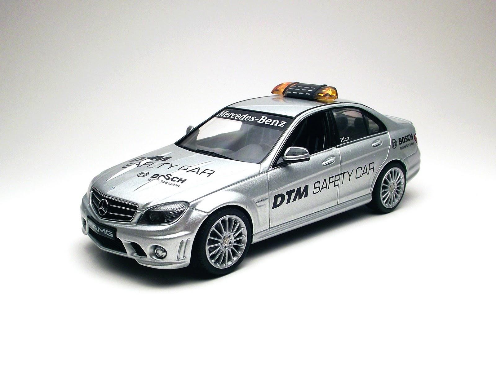 Diecast 143 Mercedesbenz C63 Amg Dtm Safety Car  143