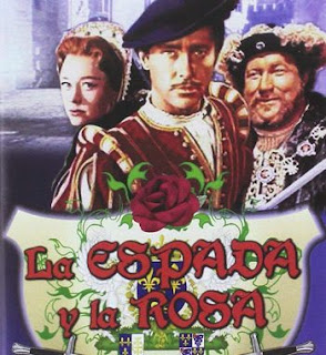 La espada y la rosa (1953)