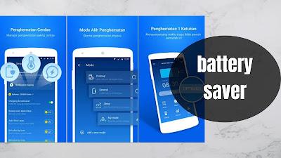 10+ Aplikasi Penghemat Baterai Smartphone Android