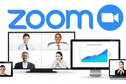 Menjalankan Aplikasi Zoom Cloud Meeting