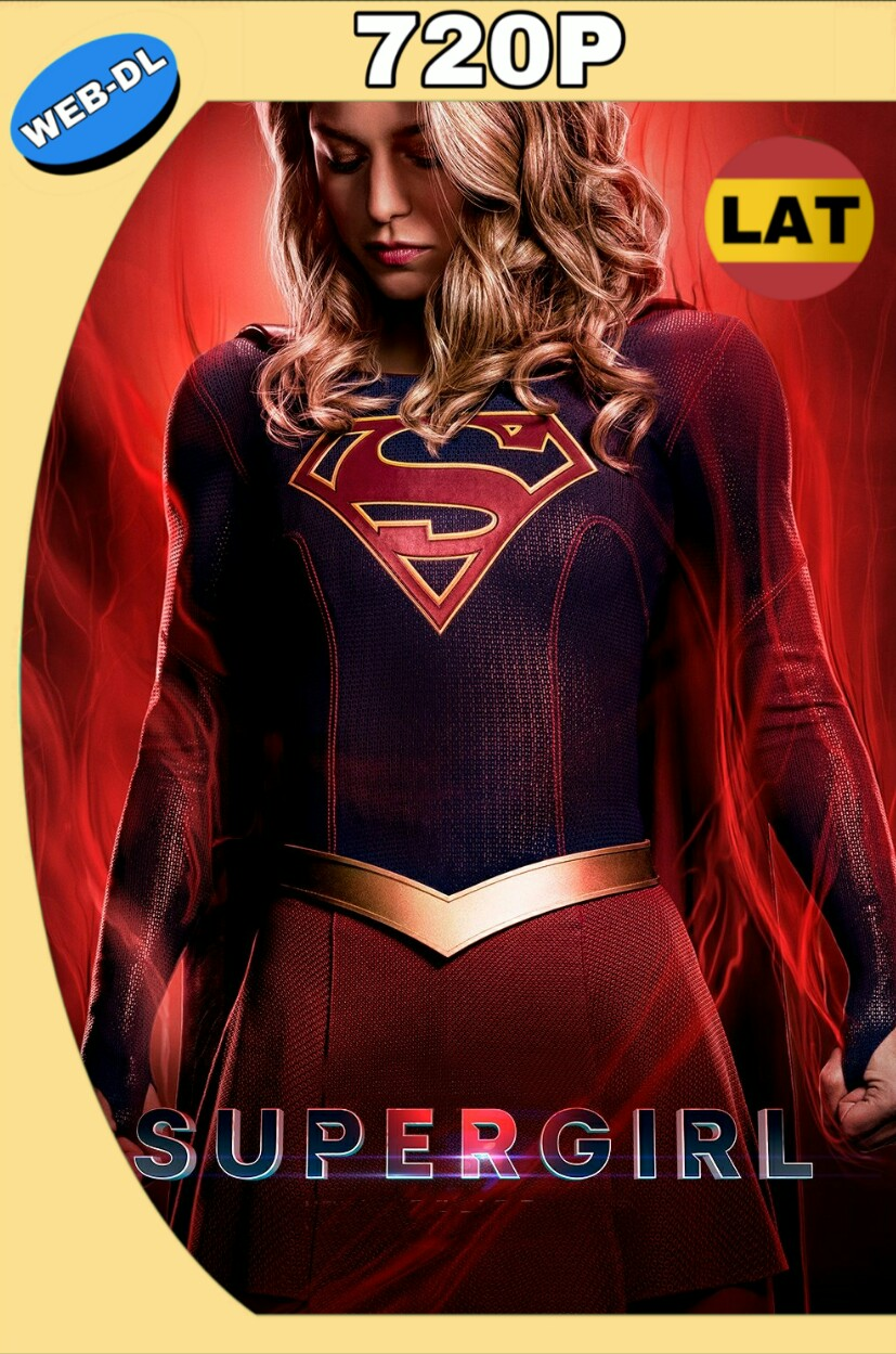 SUPERGIRL TEMPORADA 04 (07/22) HD 720P LATINO MKV