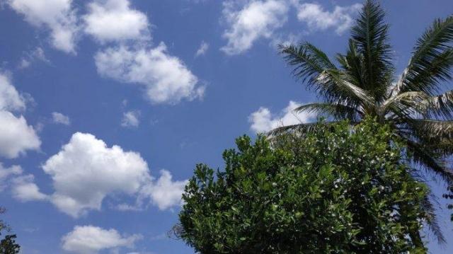 Langit Berwarna Biru, Ada yang Tahu Alasannya?
