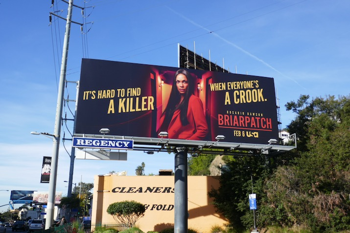 Briarpatch TV billboard