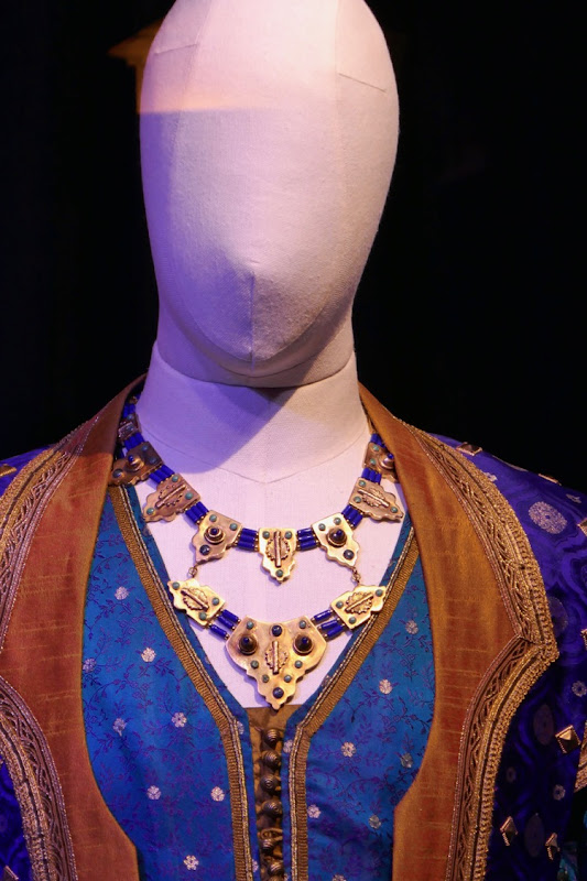 Aladdin Genie costume necklace