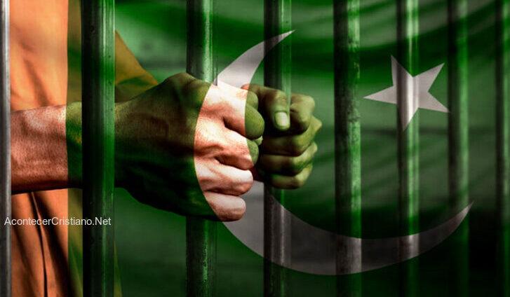 Cristiano encarcelado en Pakistán