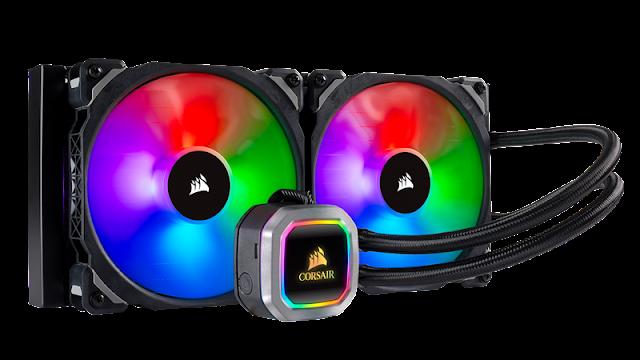 Corsair H115i RGB Platinum Review