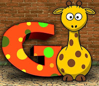 Image: G is for Giraffe, by Gerd Altmann on Pixabay