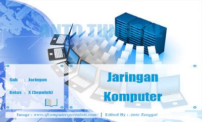 pengertian manfaat dan kerugian jaringan komputer