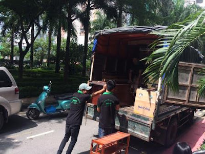 Dịch vụ chuyển nhà tại quận Bình Tân