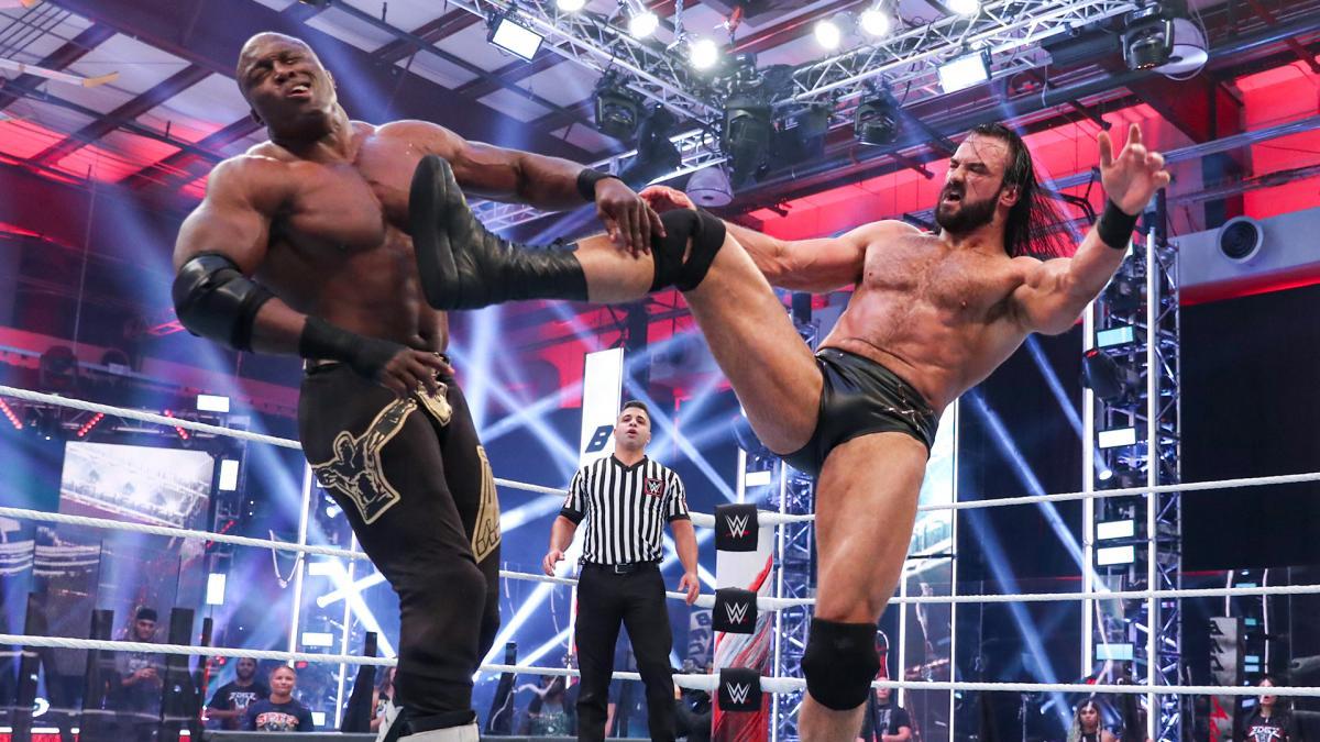Drew McIntyre será o adversário de Bobby Lashley no WWE Hell in a Cell