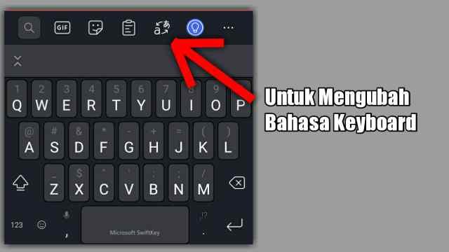 cara keyboard arab di swiftkey