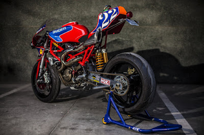 Ducati Monster Endurance