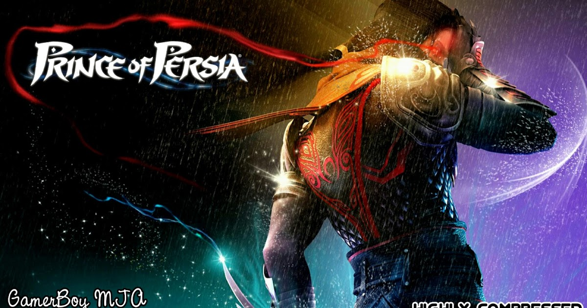 Prince of persia 2008 ending