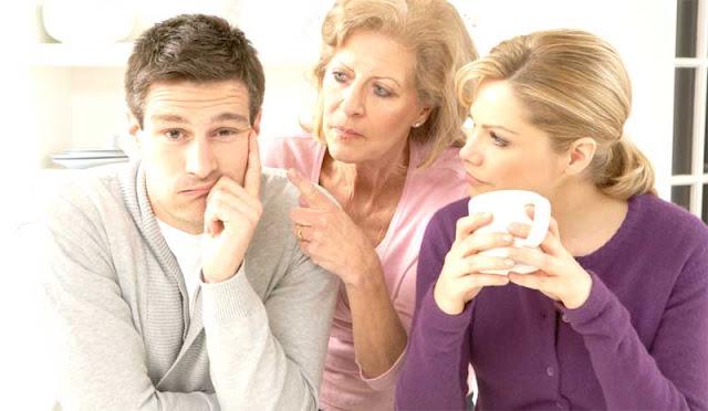 находим взаимопонимание с матерью мужа