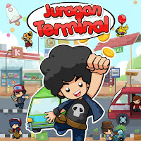 Download Game Juragan Terminal v1.34 MOD Apk Terbaru [Update Full Unlocked]