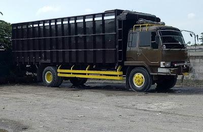 Angkutan Truk Fuso Jakarta Balikpapan